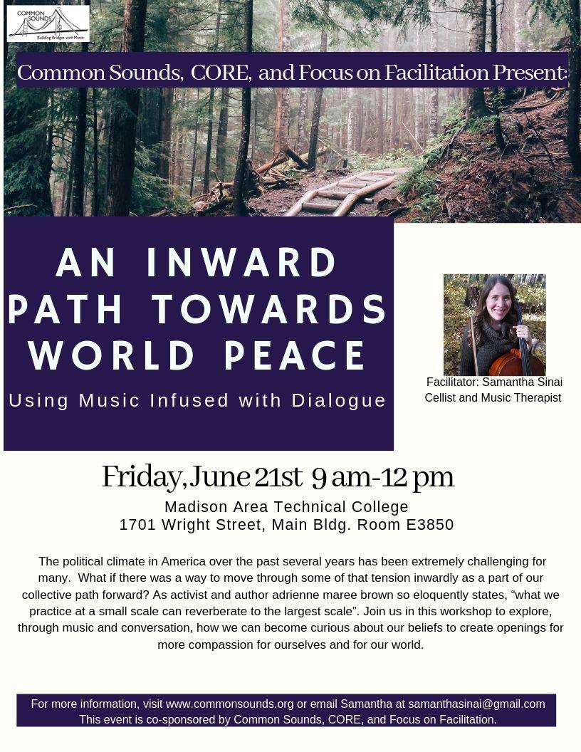 An Inward Path Towards World Peace 4
